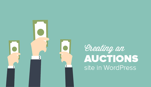 Auction Websites - wordpress - Futures Creation