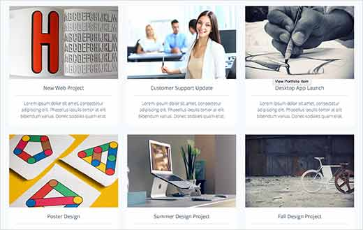 Portfolio Websites - wordpress - Futures Creation